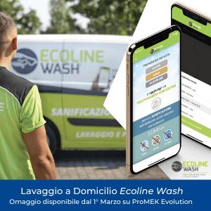 Collaborazione tra Puntopro ed Ecoline Wash