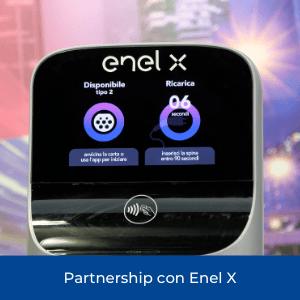 Groupauto Italia: nuova partnership con Enel X